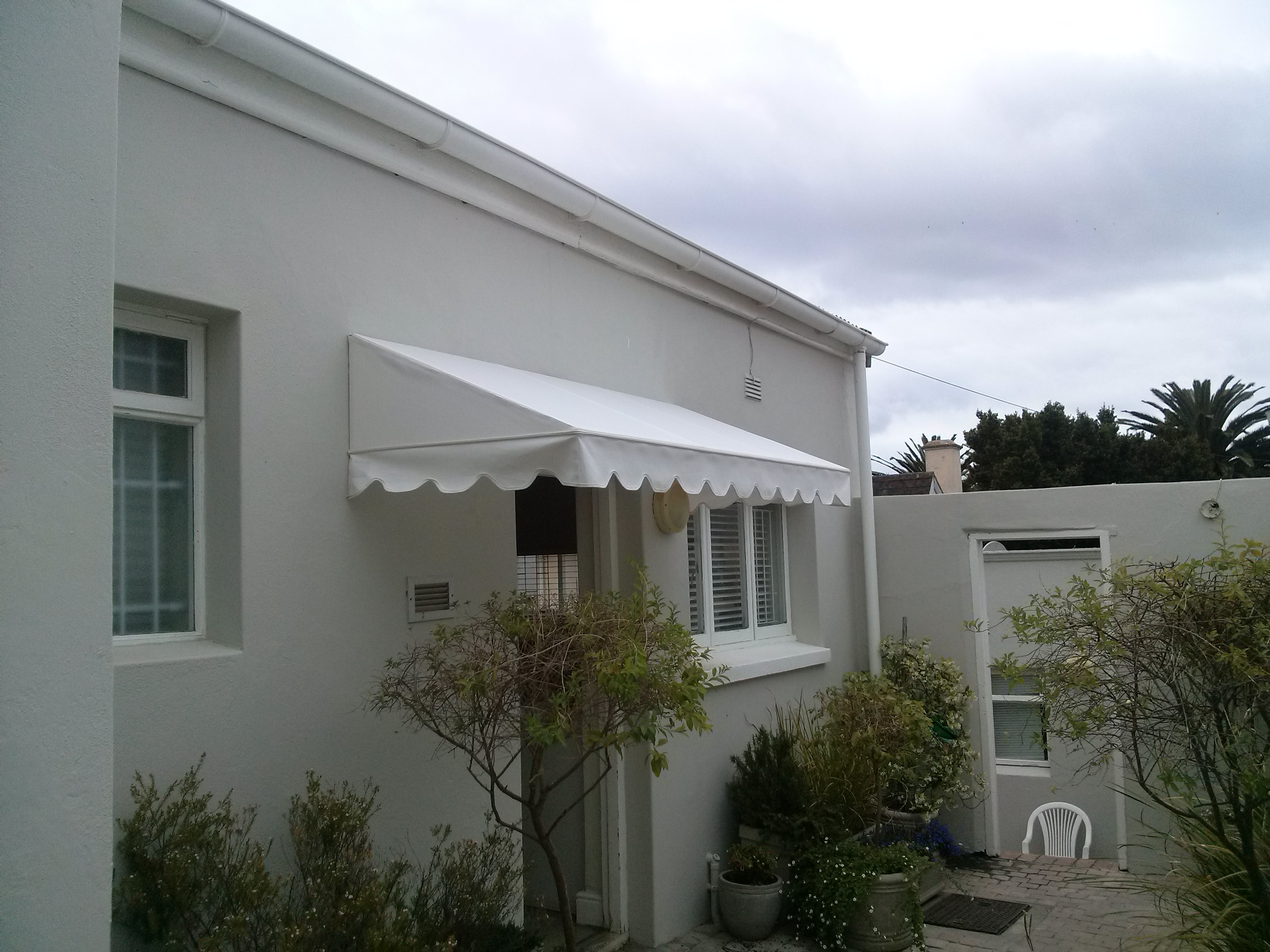 Fixed Canopy Awnings