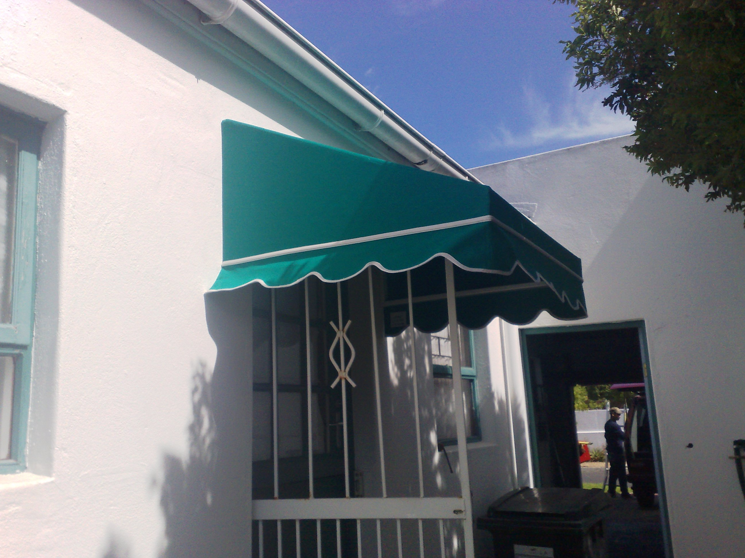 Fixed Canopy Awning